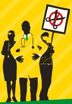 Aktionswoche Gesundheitsversorgung 2012