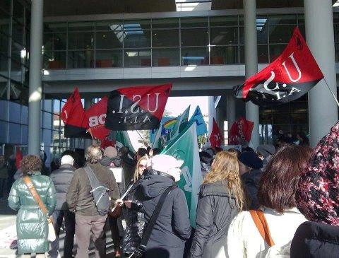 Streik bei Careggi (Florenz)