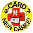 E-Card? Nein Danke!