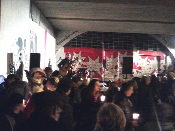 Gedenkstätte am Bahnhof Ehrenfeld