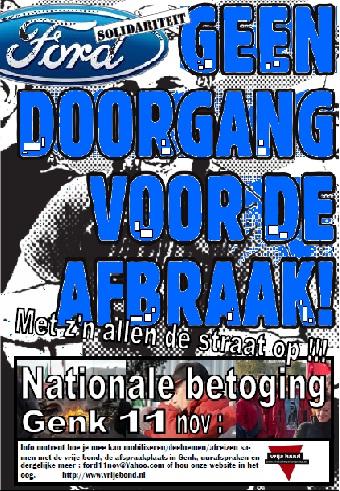 Aufruf de Vrije Bond (NL)